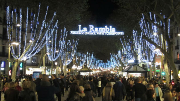 Christmas In Barcelona Spain.10 Great European Cites To See At Christmas Newstalk